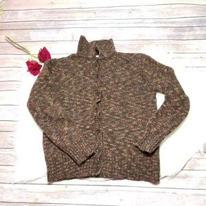 90s Vintage Chunky Knit Jones New York Sweater